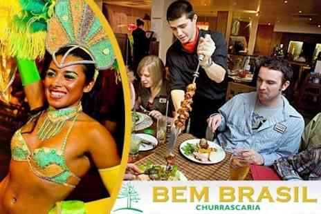 Bem Brasil Liverpool - Unlimited Authentic Brazilian Rodízio with Seafood Platter, Dessert and Cocktail for £18 - Save 62%