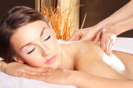 Beauty by Emily Jo - Facial and back massage - Save 76%