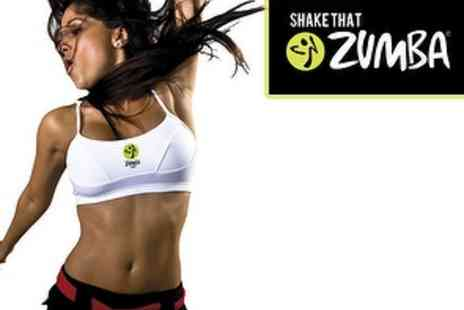 Shake that Zumba - One Hour Classes - Save 70%