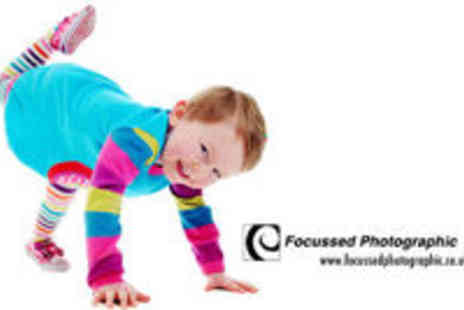 Focussed Photographic - Photo Shoot Package with Edited Images on CD from Focussed Photgraphic - Save 81%