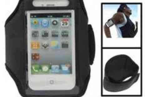 Gadget Volt - An essential iPhone Sports Armband - Save 71%