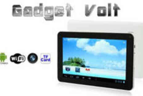 Gadget Volt - 9 Inch Android 4.0 Touch Screen Tablet - Save 60%