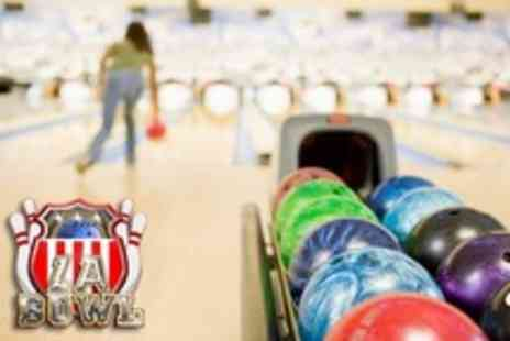 LA Bowl - One Bowling Games For Six People With Soft Drink Each- Save 81%