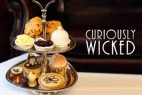 Curiously Wicked - Afternoon Tea For Two - Save 62%