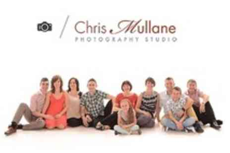 Chris Mullane Photography - One Hour Family Photoshoot With Prints and Digital Image - Save 25%
