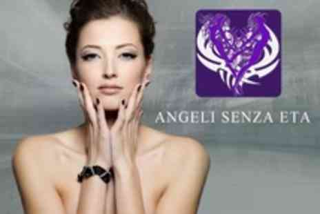 Angeli Senza Eta - Manicure and Pedicure - Save 55%