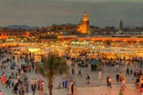 Inspired Luxury Escapes - In Marrakech Four Night Half Board Stay For Two With Flights - Save 9%