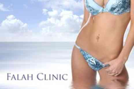 Falah Clinic - IPL Hair Removal Six Sessions For Choice of Area - Save 74%
