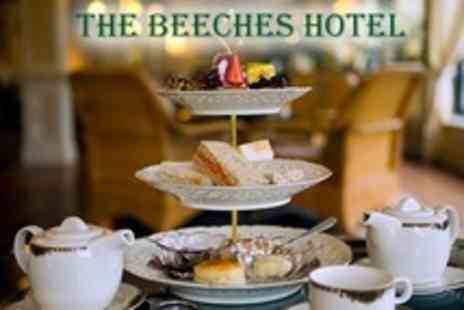Beeches Hotel - Afternoon Tea For Two - Save 60%