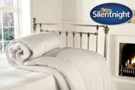 UK Bedding - Silentnight Winter Warm Duvet - Save 79%