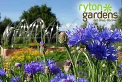 Ryton Gardens - Ryton Gardens Potato Day Admission For Two - Save 60%