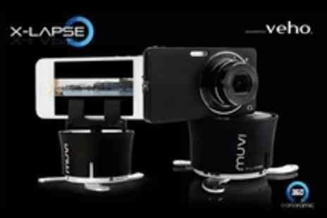 Veho - Veho MUVI X Lapse Time Lapse Camera and Smartphone Accessory - Save 47%