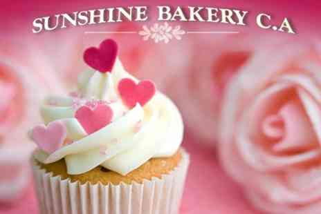 Sunshine Bakery - Two Hour Cupcake Decoration Class With Afternoon Tea and Cakes - Save 60%
