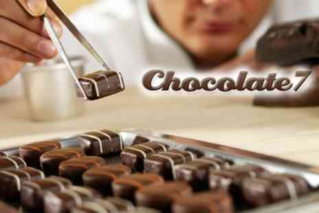 Chocolate 7 - Chocolate Making Masterclass For Four - Save 70%