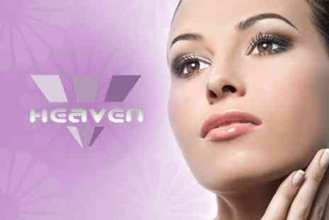 Heaven Health and Beauty - Choice of Three Spa Treatments Including Manicure, Pedicure and Essential Facial - Save 60%