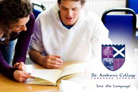 St Andrews College Language Schools - 40 Hour Spanish Course For Beginners - Save 51%