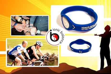 Ionic Balance - stylish Ionic Balance wristband, feel the difference in 2 weeks with this healthy must have - Save 59%