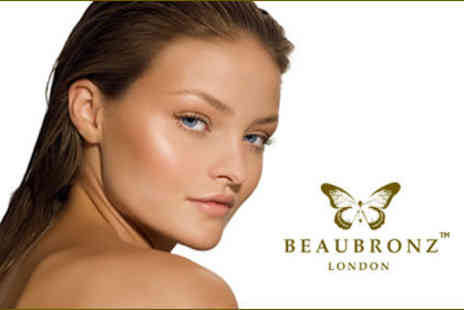 BeauBronz - £12 for a full body BeauBronz spray tan worth £50 - Save 76%