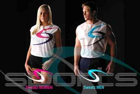Sweatz Sportz -  Sixty Sweatz Vests for Weight Management - Save 60%