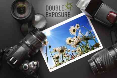 Double Exposure - Evening Photography Course - Save 76%