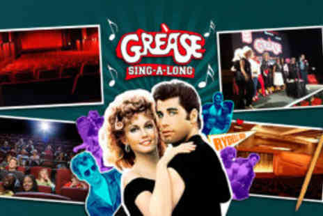 Singalonga Productions - Ticket to Sing A Long A Grease  - Save 60%