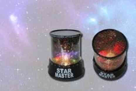 Big Bargain Store - Laser Projector Stars - Save 65%