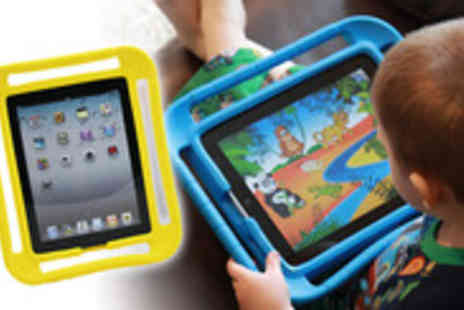 Livmore Ltd - Add extra portability & protection to your iPad with an iPad Bump & Grip Case - Save 65%