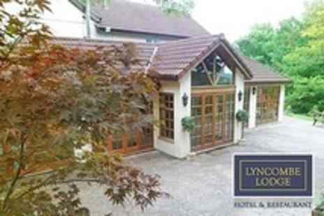 Lyncombe Lodge Hotel and Restaurant - Two Night Stay For Two With Breakfast - Save 64%