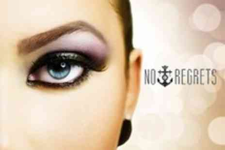 No Regrets - Semi Permanent Make Up For Eyebrows or Eyeliner - Save 50%