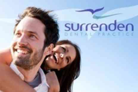Surrenden Dental Practice - Full Dental Examination With Scale and Polish - Save 79%