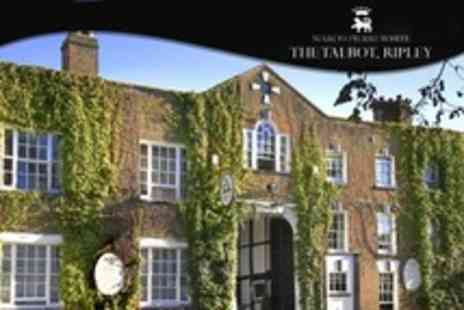The Talbot Ripley - One Night Stay For Two With Dinner and Breakfast Each Day - Save 50%