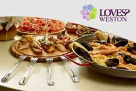 Loves Weston - Tapas and Sangria With Evening of Acoustic Music For Two or Four  - Save 65%