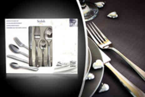 Easygift Trading - Stylish 16 piece cutlery set dine in style - Save 49%