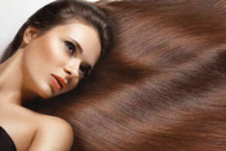 3 Crystals - Wash, cut and Brazilian blow dry 3 Crystals, Palmers Green get sleek, shiny hair - Save 56%