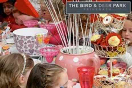 The Bird and Deer Park - Themed Childrens Party For up to Thirty With Finger Buffet - Save 45%