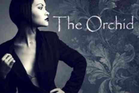 The Orchid - Cut, Condition and Finish or Facial and Massage - Save 62%