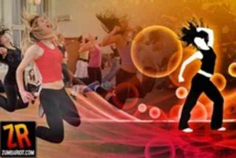 ZR ZumbaRiot.com - Six Zumba Sessions or Three Month Membership - Save 50%