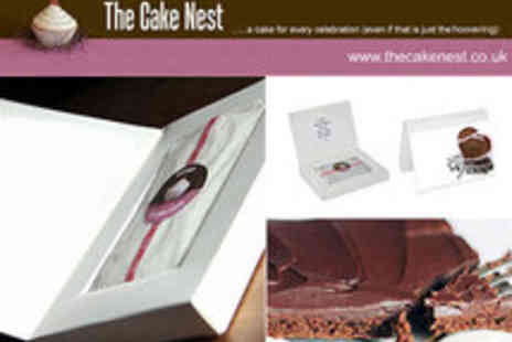 The Cake Nest - The Unique Gift Cake Card  you'll love to give - Save 40%