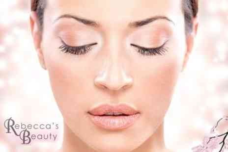 Rebeccas Beauty - Semi Permanent Make Up on a Choice of Eye Brows, Eye Liner or Lip Liner - Save 60%