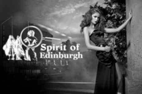 Spirit of Edinburgh - Murder Mystery Night For Two With Three-Course Meal and Buck's Fizz - Save 45%