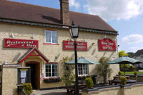 The New Inn - Two night stay for 2 inc breakfast and tickets - Save 44%