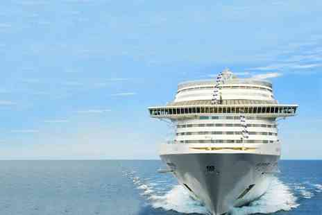 The Cartwright Hotel - Mediterranean Cruise with Flights to Italy Inside Cabin - Save 50%