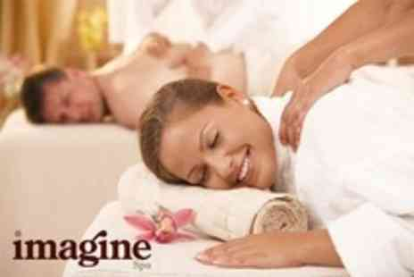 Imagine Health & Spa - Half Day Spa with Mud Serail for One  or Two - Save 58%