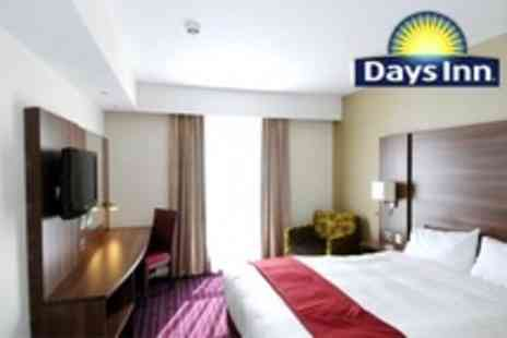 Days Inn Wetherby - West Yorkshire One Night Stay For Two or Family of Four With Breakfast - Save 61%