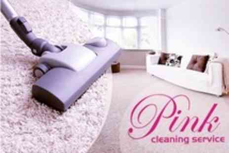 Pink Cleaning Service - Carpet Cleaning For One Rooms from Pink Cleaning Service - Save 71%