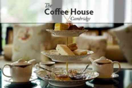 The Coffee House - Afternoon Tea For Two - Save 50%