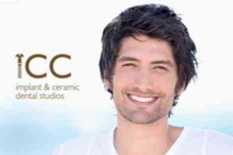 Implant and Ceramic Dental Studios - Same Day Single Dental Implant With Crown - Save 61%