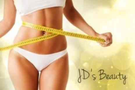 JDs Aesthetics - Six Laser Lipolysis Sessions - Save 72%