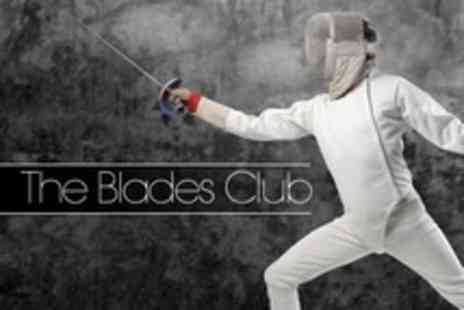 The Blades Club - Fencing Taster Experience For Two or Beginners Course For One - Save 68%