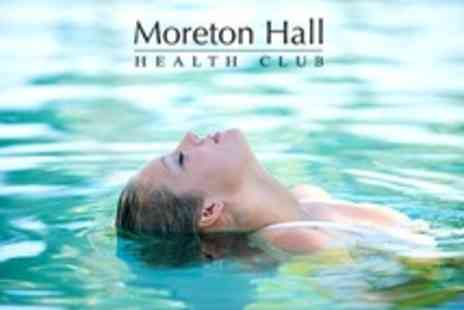 Moreton Hall Health Club - 40 Minute Flotation Tank Session For One - Save 60%